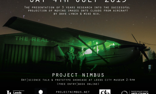 Project Nimbus Talks SOLD OUT
